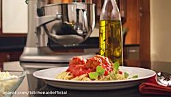 آشپزی حرفه ای با همزن ک...
