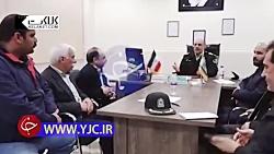 صحبت های فرمانده نیروی انتظامی تهران با نماینده دراویش