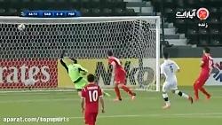 خلاصه بازی السد 3-1 پرسپ...