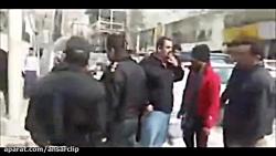 دراویش داعشی در خیابان ...
