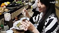 پنج غذای عجیب در چین از کباب تمساح تا خوردن عقرب و اختا