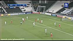 خلاصه بازی السد قطر 3 - 1 ...