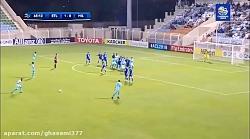 خلاصه بازی استقلال 1 - 0 الهلال عربستان