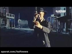 شلیک های دیدنی «کلینت ایستوود» در فیلم هایش!
