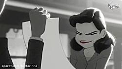انیمیشن کوتاه «مرد کاغ...
