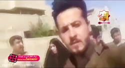 دستگیری زن داعشی که وار...