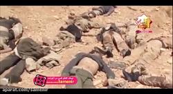 هلاکت دسته جمعی داعشی ه...