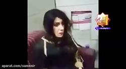 دستگیری زن داعشی