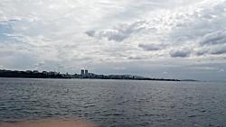ترکیه _ سواحل استانبول _دریای سیاه_لذت کشتی سواری در دریای سیاه