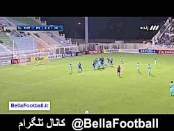 خلاصه لیگ قهرمانان آسیا: استقلال ۱-۰ الهلال عربستان