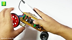 How to make Mobile controlled car at home