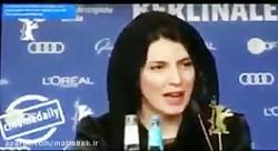 اظهارات سیاسی لیلا حاتمی درباره اعتراضات اخیر ایران
