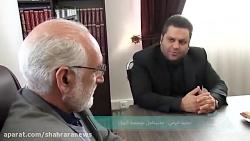 پشت دیوار 2 اسفند 96 - بازدید فرماندار از موسسه شهرآرا