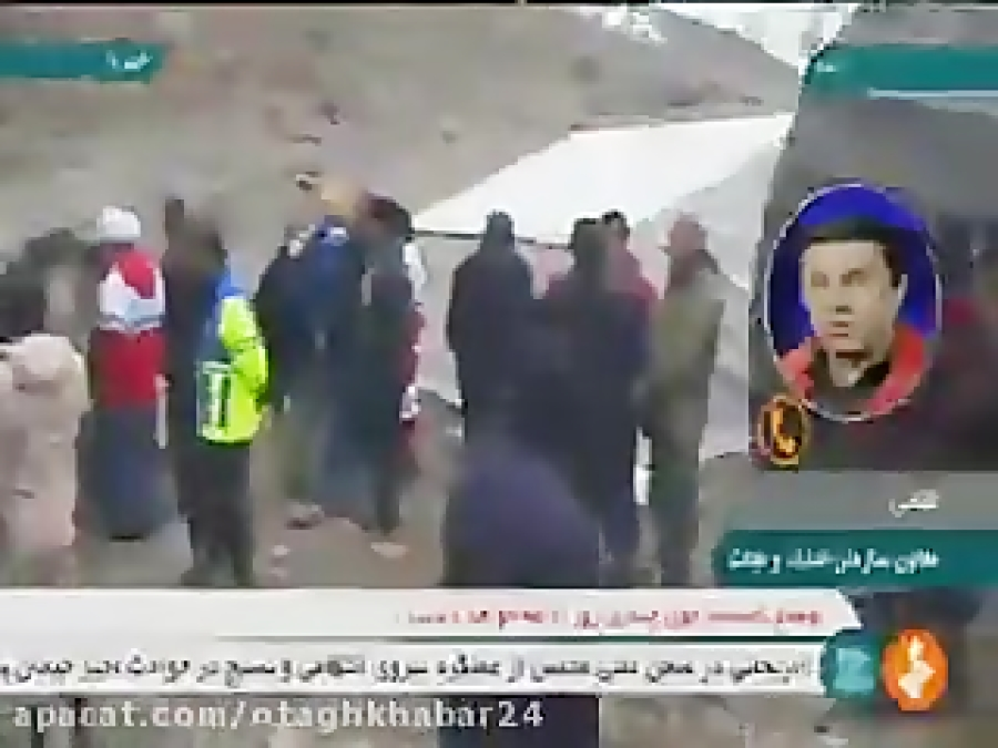 آخرین اخبار از انتقال پیکرهای حادثه سقوط هواپیما