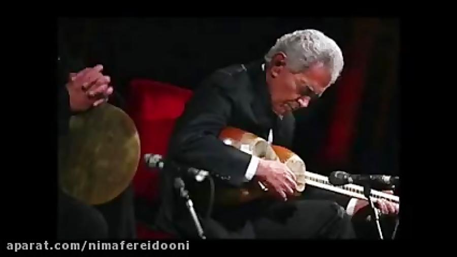 چهارمضراب سهگاه لا کرن فرهنگ شریف تار.mp4