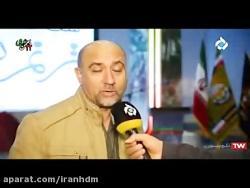 """""""شب شعر ترنم نور"""" شبکه ۵"""
