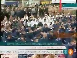 فرمانده ناجا در مراسم تشییع شهدای حادثه خیابان پاسداران
