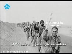 آغاز عملیات خیبر 3 اسفند 62