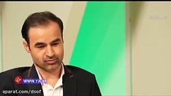سوال عجیب مجری از جانباز مدافع حرم در برنامه زنده
