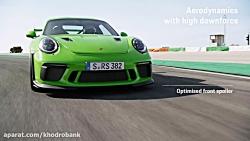 تیزر تبلیغاتی جذاب پورشه 911 GT3-RS جدید