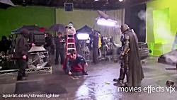 پشت صحنه از فیلم بتمن علیه سوپرمن 2016