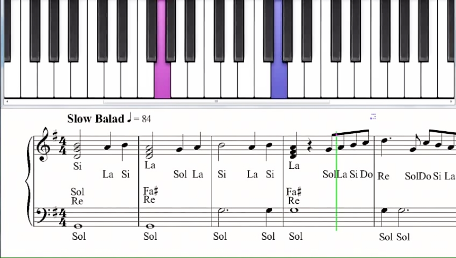آموزش a groovy kind of love با پیانو