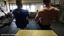CROSSFIT Workout! تمرین کراس فی...