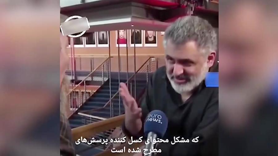 دفاع قاطع و عجیب مانی حقیقی از صحبت های جنجالی لیلا حاتمی