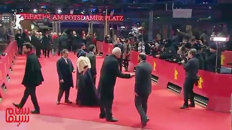 فرش قرمز فیلم «خوک» در جشنواره فیلم برلین