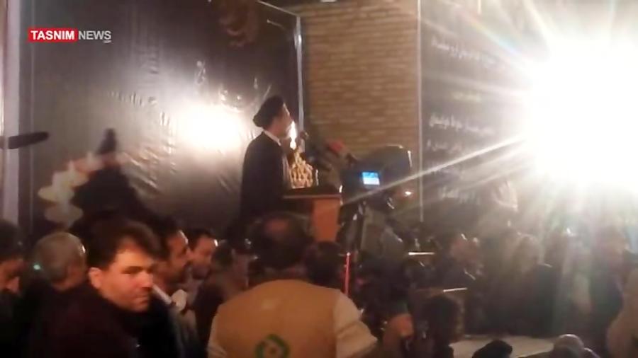 مراسم یادبود جانباختگان هواپیمای تهران -یاسوج برگزار شد