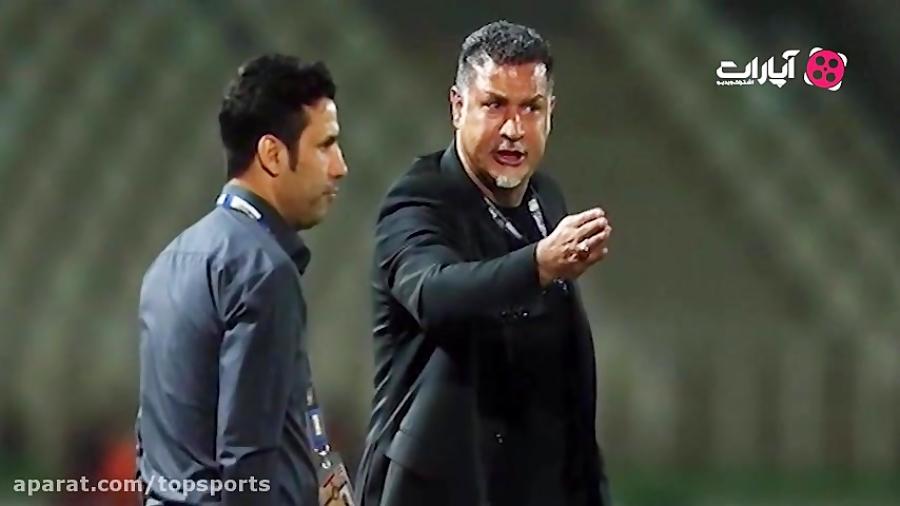 ماجرای ادعای کتک خوردن یک بازیگر سینما از علی دایی!