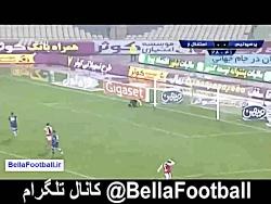 خلاصه بازی: پرسپولیس ۱ - ۰ استقلال خوزستان