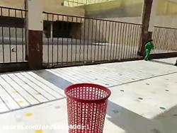 بازی های گروهی و اردوهای دانش آموزی