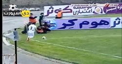 خلاصه بازی ملوان بندر انزلی 1 نفت مسجدسلیمان 1