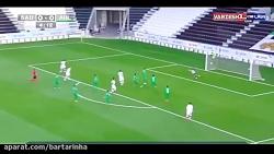 پوکر بغداد بونجاح در پیروزی السد 5 - الاهلی 0