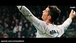 Cristiano Ronaldo - The King of Madrid - Skills