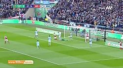 خلاصه بازی: آرسنال 0-3 منچسترسیتی