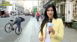سوتی های گزارشگران آخر خدس