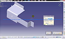 Catia V5 Tutorial|User Flange with Basic|P...