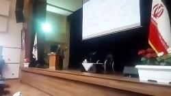 حسن عباسی : اثبات میکنم رئیس جمهور خلاف توحید حرف میزند