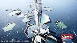 معماری های شگف انگیز آینده تلفن تماس :71731-021