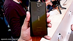 Nokia 8 Sirocco  - Hands On at MWC 2018