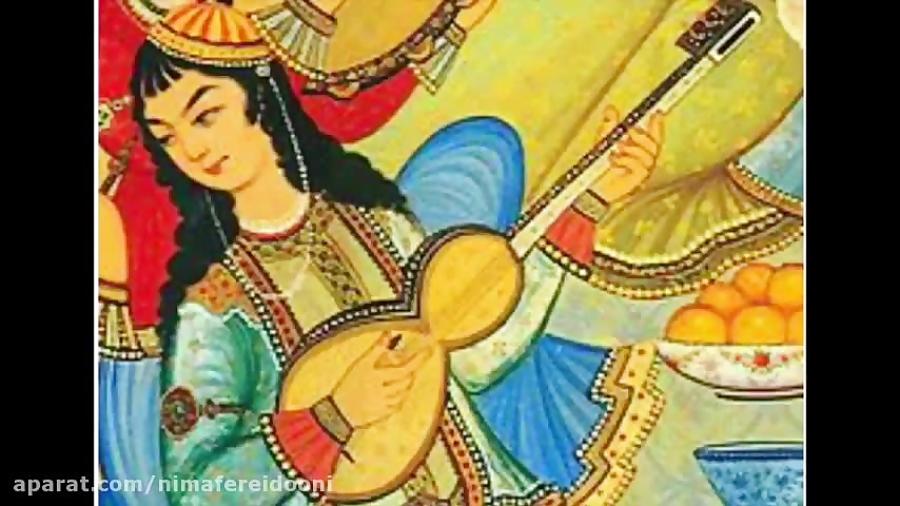 بداههنوازی از عراق به اصفهان هنرجوی تار نیما فریدونی
