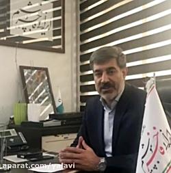تعریف و تمجید مدیرعامل زاگرس پوش از دکتر یحیی علوی