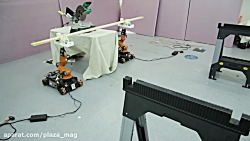 یک ربات نجار و مجهز به هوش مصنوعی AutoSaw