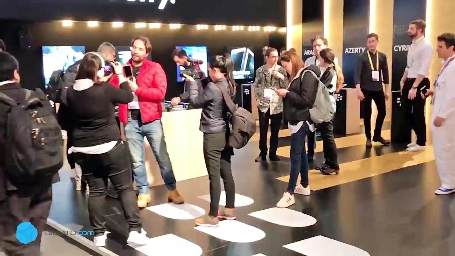 گزارش دیجیاتو از کنگره جهانی موبایل در بارسلون