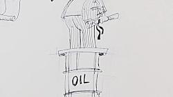 وزیر نفت و کمپین معترضی...