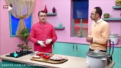 لذت آشپزی آسان ران مرغ ...