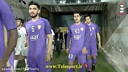 تساوی استقلال و امارات در لیگ قهرمانان آسیا