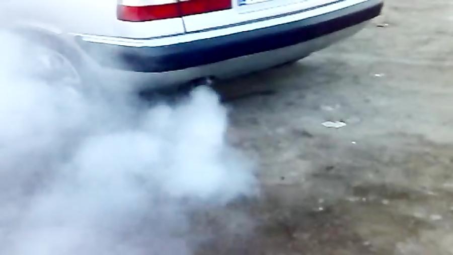 تصویر از زانتیا با موتور گازوئیل3